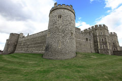 Windsor Castle UK. Windsor Castle in Windsor, UK Royalty Free Stock Images