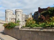 Windsor Castle UK Royaltyfria Bilder