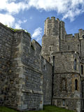 Windsor castle. Under blue sky Royalty Free Stock Photography