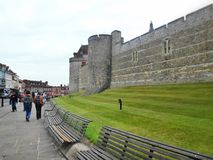 Windsor castle Royalty Free Stock Photo