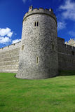 Windsor Castle in Windsor Royalty Free Stock Photo
