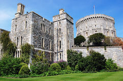 Windsor Castle in Windsor, United Kingdom Stock Photos