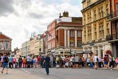 Windsor, Engeland, het Verenigd Koninkrijk Royalty-vrije Stock Foto's