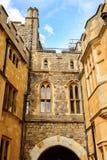 Windsor, England, United Kingdom. WINDSOR, ENGLAND - JULY 21, 2016: Windsor Castle, Berkshire, England. Official Residence of Her Majesty The Queen stock image
