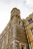 Windsor, England, United Kingdom. WINDSOR, ENGLAND - JULY 21, 2016: State apartment of the Windsor Castle, Berkshire, England. Official Residence of Her Majesty stock image