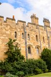 Windsor, England, United Kingdom. WINDSOR, ENGLAND - JULY 21, 2016: Windsor Castle, Berkshire, England. Official Residence of Her Majesty The Queen royalty free stock photography