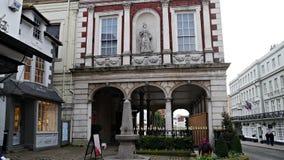 Windsor Guildhall nella via principale Windsor Berkshire Fotografia Stock