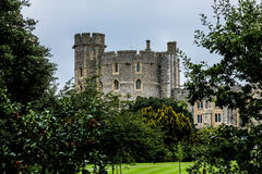 Windsor kasztel Obrazy Royalty Free