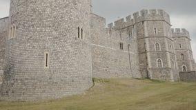 Windsor pałac Queen& x27; s dom Obraz Stock