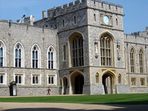 Windsor Palace Royalty Free Stock Photography