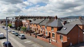Windsor-Park Belfast Lizenzfreies Stockfoto