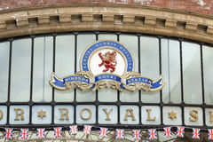 Windsor Royal Station Royalty Free Stock Photography