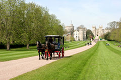 Windsor Schloss lizenzfreie stockfotografie