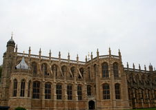 Windsor Schloss, Großbritannien Stockfotografie