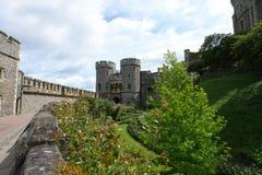 Windsor-Schloss London Großbritannien stockfotos