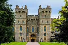 Windsor slott Royaltyfri Bild