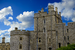 Windsor slott Royaltyfria Bilder