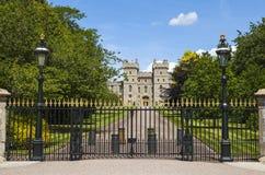 Windsor slott Royaltyfri Fotografi