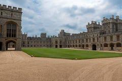 Windsor slott Arkivbild