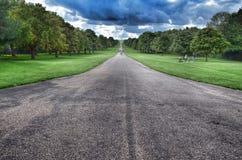 Windsor spacer Zdjęcia Stock