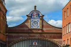 Windsor station at England UK Royalty Free Stock Photo