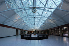 Windsor Station in Montreal Stock Photography