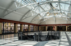 Windsor Station (Montreal) Royaltyfri Foto