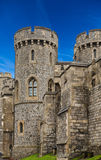 Windsor Towers Under Nice Sky Royalty Free Stock Images