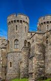 Windsor Towers Under Nice Sky images libres de droits