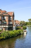 The River Thames at Windsor Stock Images