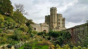 Windsort slott Fotografering för Bildbyråer