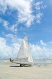 Windsurf шлюпка Стоковое Фото