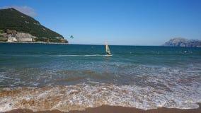 windsurf obraz stock