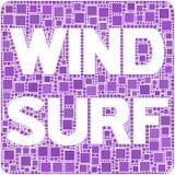 Windsurf Immagini Stock
