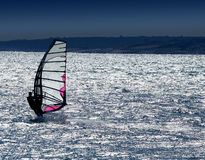 Windsurf Fotos de Stock Royalty Free
