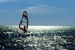 Windsurf Stock Afbeelding