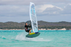 Windsurf Stock Fotografie