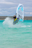 Windsurf Image libre de droits
