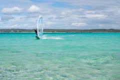 Windsurf Images libres de droits