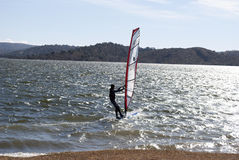 Windsurf Stock Photography