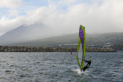 Windsurf Photo stock