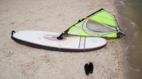 Windsurf Stockbild