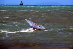 windsurf Photographie stock libre de droits