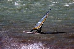 windsurf Fotografía de archivo libre de regalías