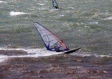 windsurf Fotos de archivo libres de regalías