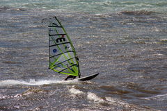windsurf Lizenzfreie Stockfotos