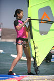 windsurf Stockfoto
