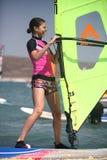 windsurf Stockfoto