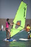 windsurf Lizenzfreies Stockbild