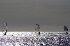 windsurf στοκ φωτογραφίες με δικαίωμα ελεύθερης χρήσης